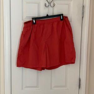 Coral Columbia Shorts